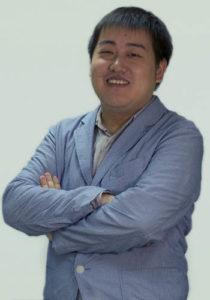 Huang Jun profesor del ICM