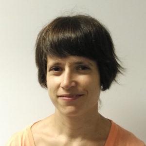 "Paloma Robles, autora de ""Fangfang"""