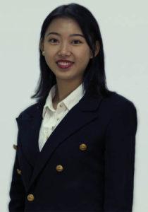 Zhang Xiwen profesora del ICM