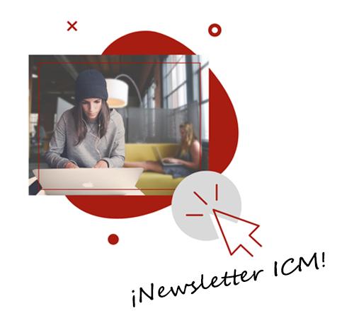 Suscripción newsletter ICM