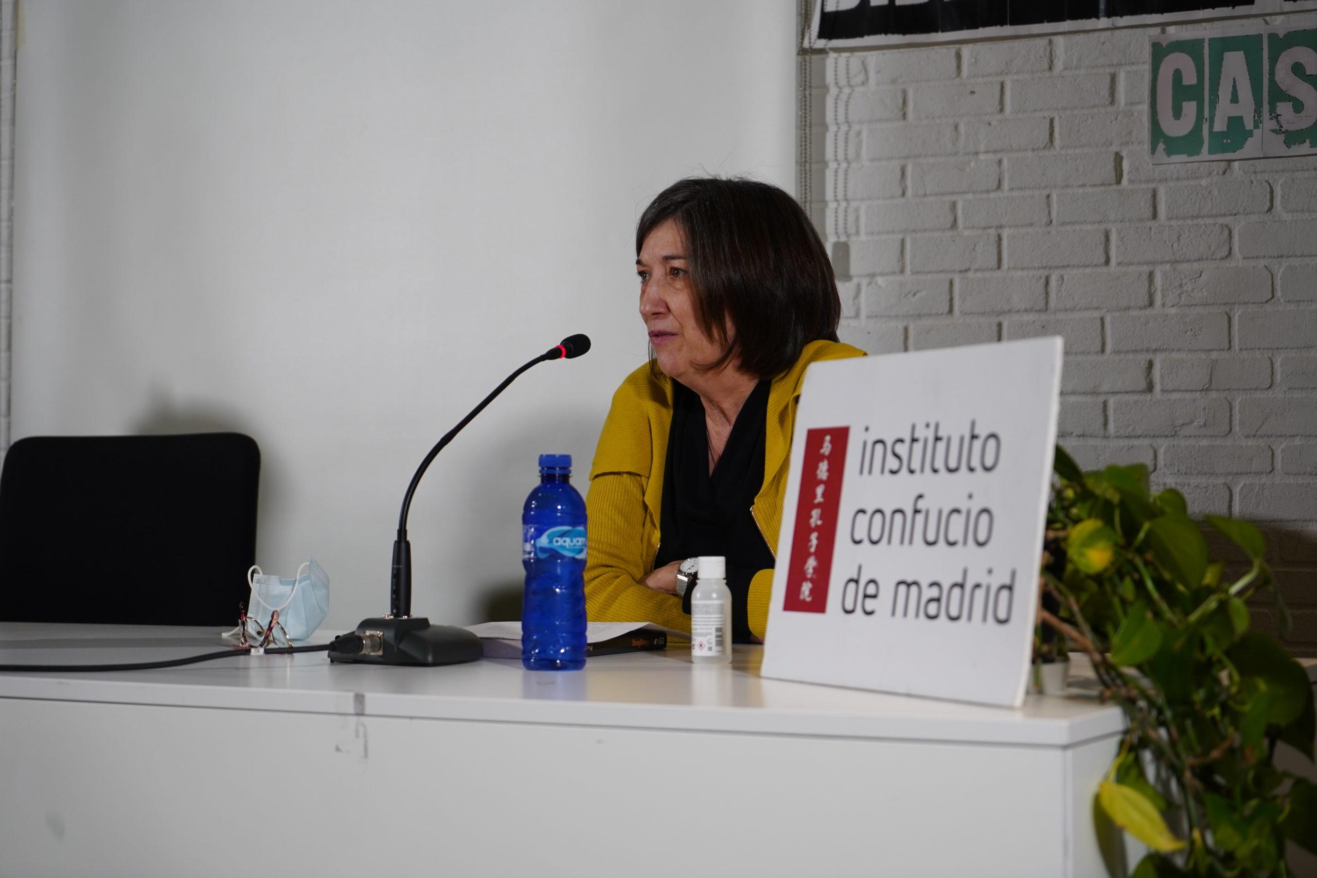 Club de Lectura Léete China en Madrid