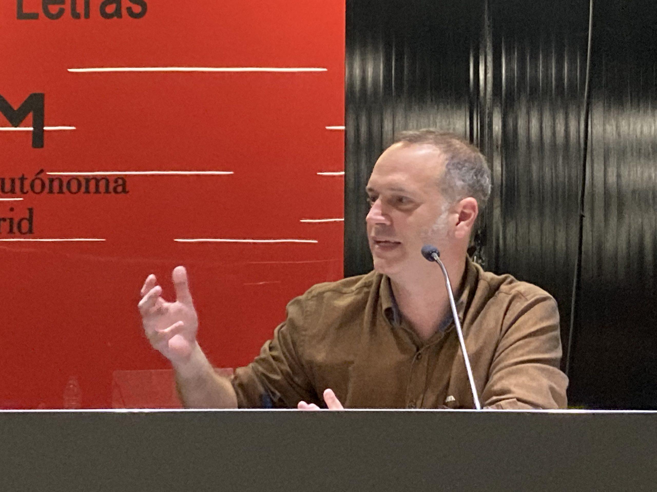 Presentación del libro Albert Galvany