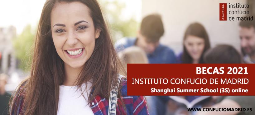 Becas 2021 Instituto Confucio de Madrid