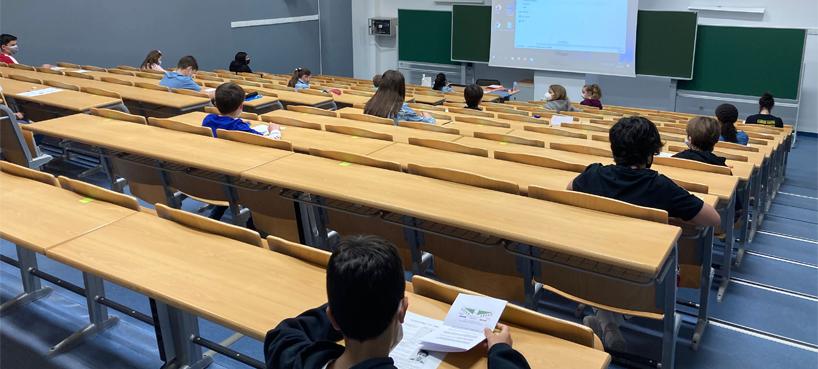 Examen YCT Instituto Confucio de Madrid