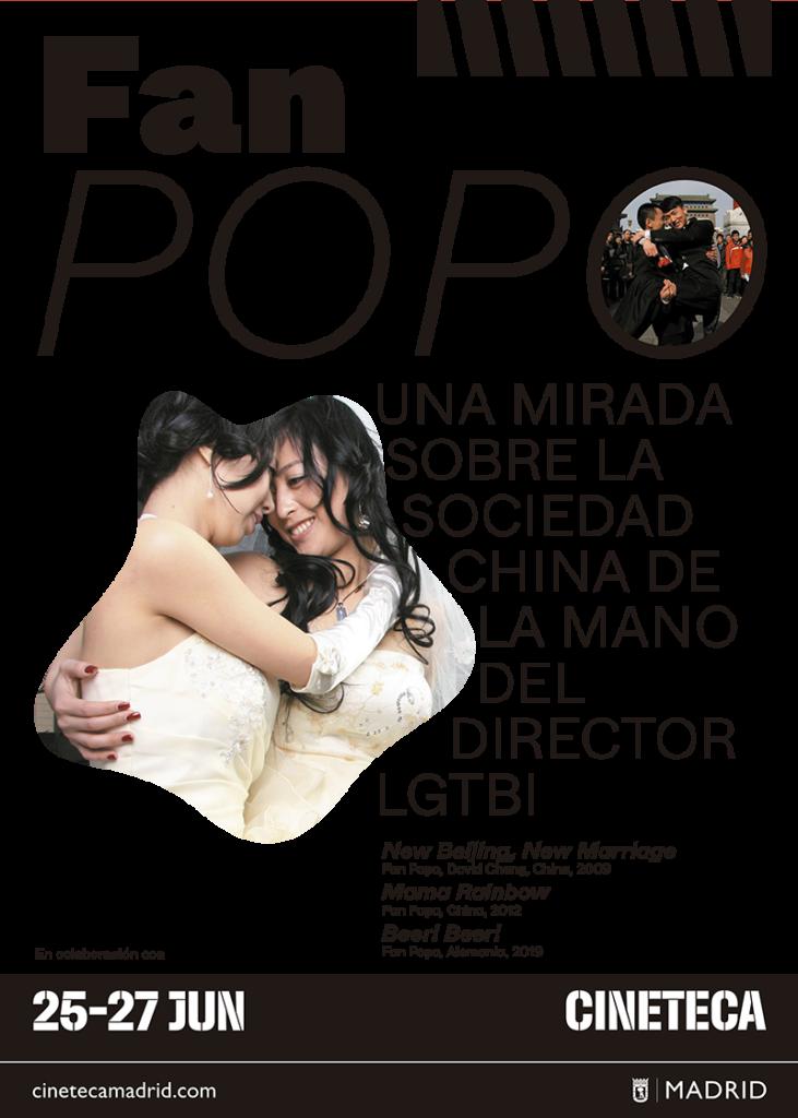 Ciclo cine Fan Popo